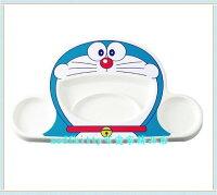 小叮噹週邊商品推薦asdfkitty可愛家☆日本OSK 哆啦A夢造型餐盤-安心素材-可微波-正版商品日本製