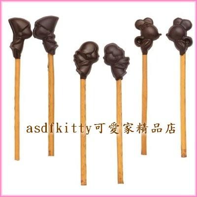 廚房【asdfkitty】貝印巧克力模型/米奇天使愛神玩親親-直接用或是裝飾蛋糕.派-日本製
