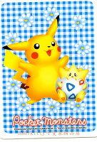 Pokemon:精靈寶可夢到asdfkitty可愛家☆寶可夢 神奇寶貝 皮卡丘 防水貼紙-可貼行李箱.玻璃.瓷磚.整理箱-日本製