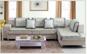 2015 夏季清涼款 超值推薦 60*120 CM 高級涼爽冰絲三人座沙發墊/ 坐墊/ 椅墊 可訂做