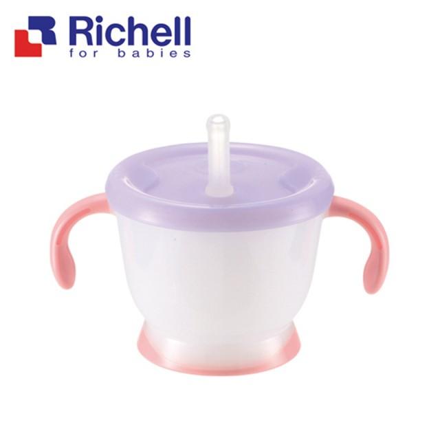 【全系列特價68折】日本【Richell-利其爾】星辰訓練杯-150ml 0