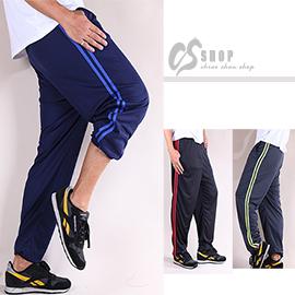 CS衣舖 台灣製造 MIT 吸濕排汗 高機能 薄款 運動長褲 休閒長褲 6910
