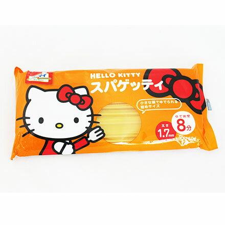 【敵富朗超巿】日本製粉 KITTY義大利麵8分 (250g) 0