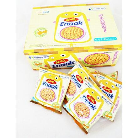 [敵富朗超市]Enaak香脆點心麵(16gx30包) 0