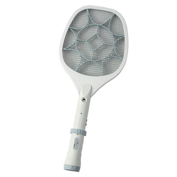 免運費 勳風 充電式手電筒補蚊/電蚊拍/補蚊器/捕蚊燈/吸蚊燈拍 HF-996A