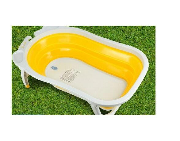 【Karibu 】凱俐寶 - 時尚折疊式嬰幼浴盆 0