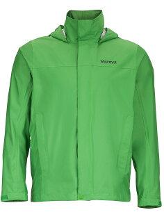 ├登山樂┤美國Marmot土撥鼠 PreCip 男款防水透氣外套/風雨衣 綠 #41200-4521