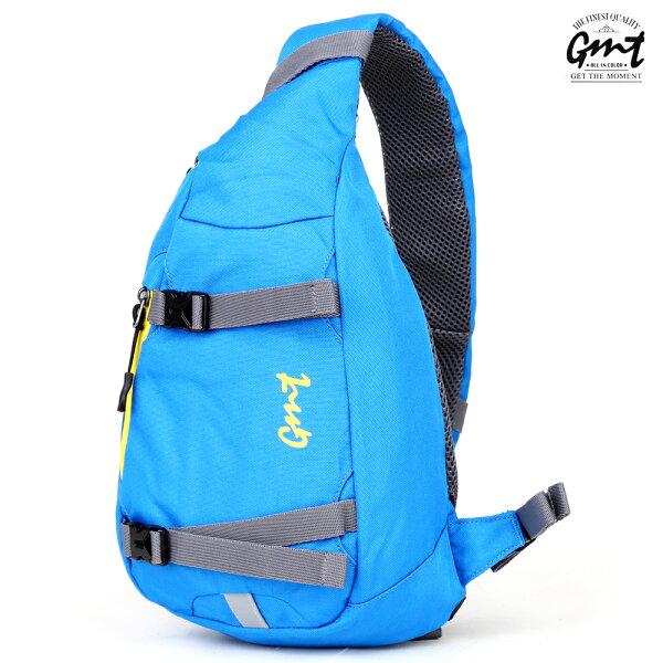 E&J【011014-03】免運費,GMT 挪威潮流品牌 藍色單車休閒側背包;後背包/男包/女包/腳踏車包/腰包/隨身包