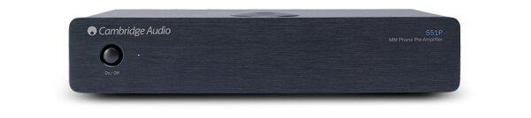 【551P 唱頭放大器】Cambridge Audio 英國劍橋音響 家庭劇院 CD BD AV 擴大機 數位串流  網路收音機