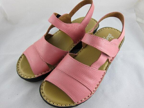 真皮工坊~穿過的都說讚【C7007】比氣墊鞋好穿*保證真皮㊣牛皮手工涼鞋【顏色多種可自選、顏色挑選請參考首頁】