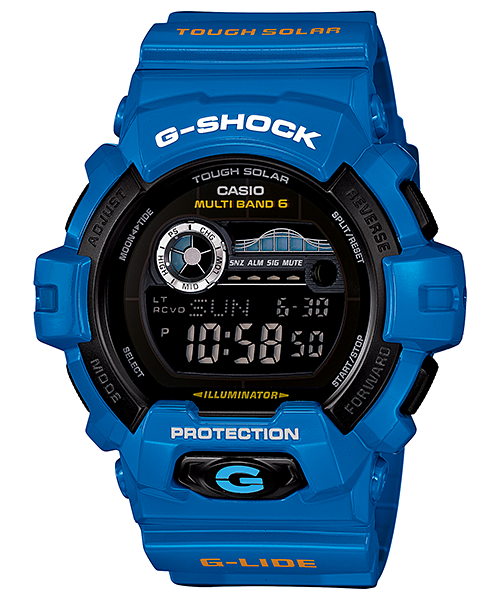 CASIO G-SHOCK GWX-8900D-2 0