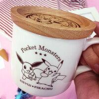 Pokemon:精靈寶可夢到PGS7 (現貨+預購) 日本卡通系列商品 - 日本 皮卡丘 木蓋 馬克杯 神奇寶貝 精靈寶可夢 Pokman 造型杯