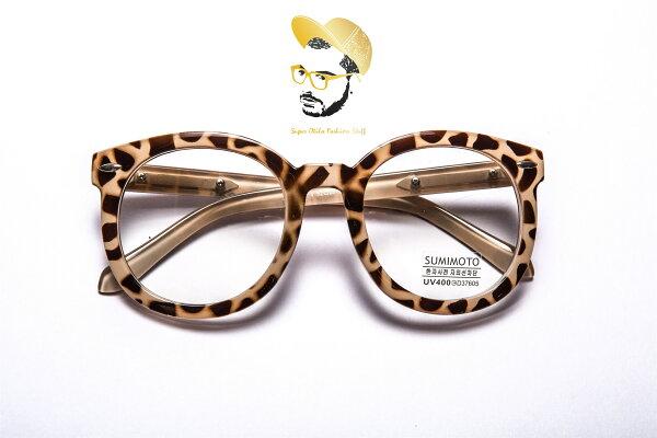 太陽眼鏡 墨鏡 眼鏡  韓國 super otila 【0062】首爾賣翻天~不挑臉~奶茶玳瑁