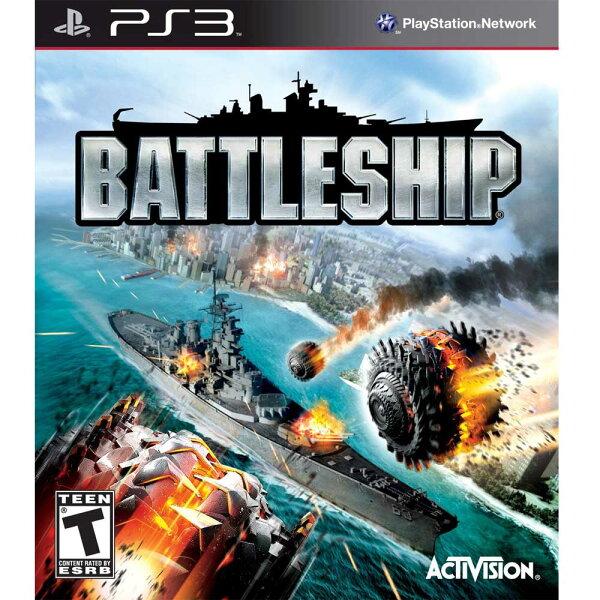 PS3 超級戰艦英文美版 PS3 Battleship