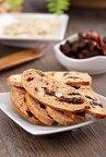 得意 比斯卡托脆餅(蛋奶素)~請註明口味: 黑豆杏仁、桔子杏仁、夏威夷果葡萄乾、巧克力杏仁150g