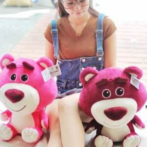美麗大街【105051002】熊抱哥造型玩偶 工仔 娃娃12吋