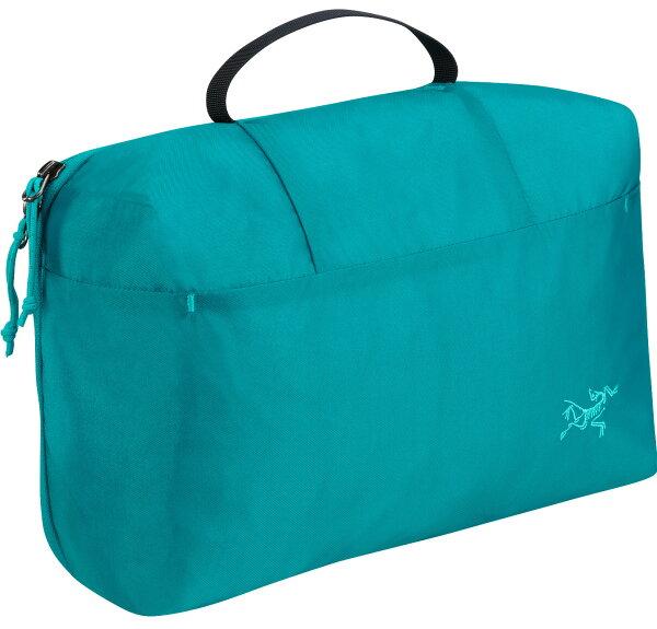 Arcteryx 始祖鳥 旅行衣物打理包/行李收納袋 14258 Index 5 藍霓虹燈魚
