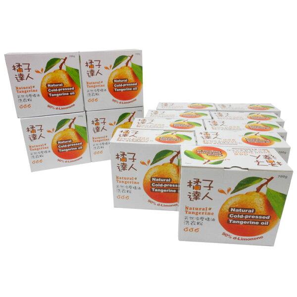 《橘子達人》天然冷壓橘子精油洗衣粉+衣桔棒還原素去汙膏〈洗衣粉x1〉洗衣清潔衣桔棒