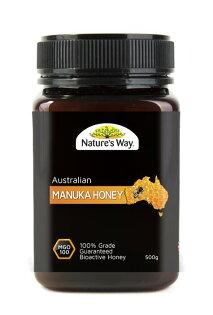 *預購* Nature's Way活性麥盧卡蜂蜜Manuka Honey MGO100 (UMF10+)
