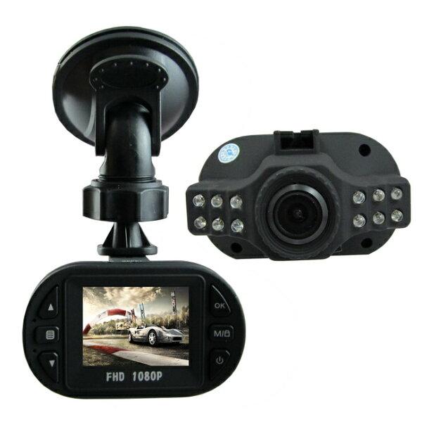 C600高畫質HD 12顆LED紅外線廣角行車記錄器
