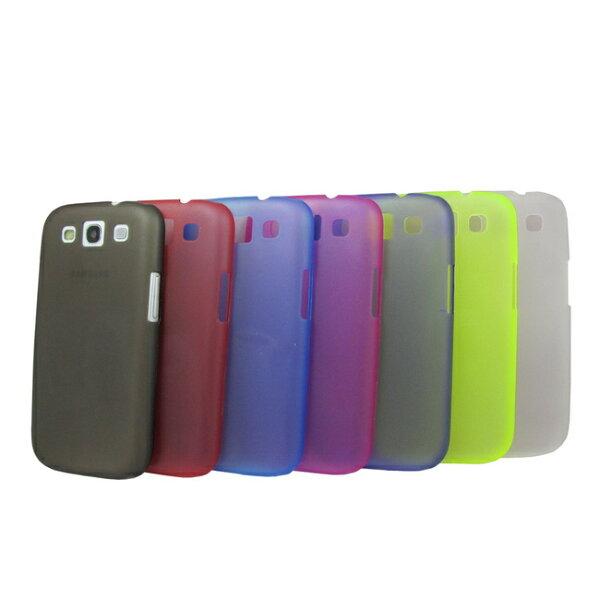 Q7磨砂款Samsung S3(i9300)手機保護殼