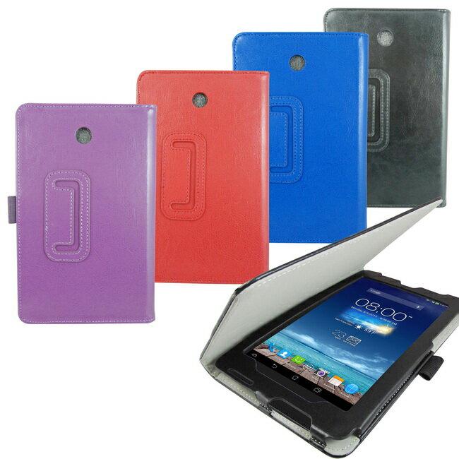T26瘋馬紋支架ASUS FonePad 7 ME372CG(ME372)平板皮套