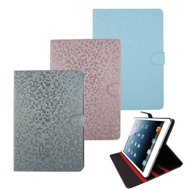 L78鑽石紋支架iPad Air(iPad5)平板皮套(加贈螢幕保護貼)
