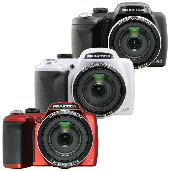 德國柏卡PRAKTICA Luxmedia 20-Z35S數位相機(公司貨)