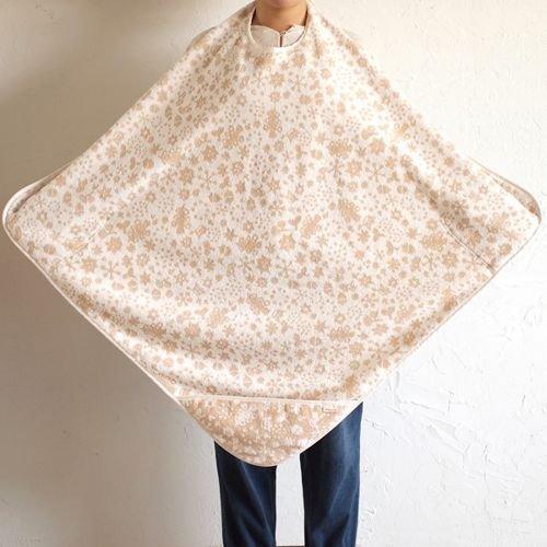 Hoppetta - 有機棉軟綿綿雪花浴巾圍裙 7