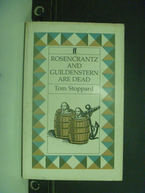 ~書寶 書T1/原文小說_GGZ~Rosencrantz and Guildenstern
