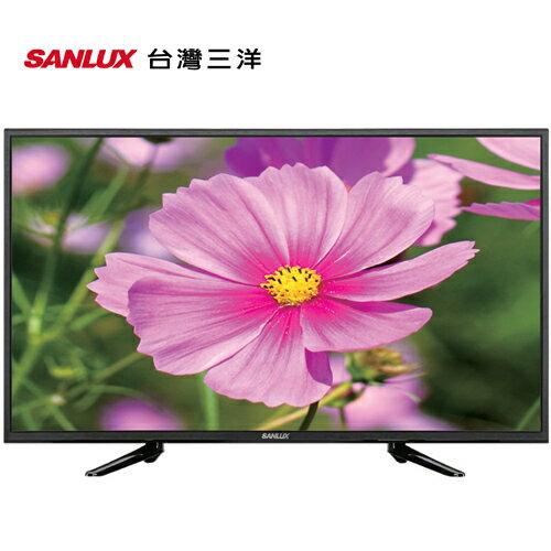 SANLUX 台灣三洋 SMT-39MV7 39型LED背光液晶顯示器
