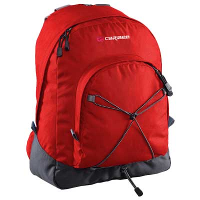 Caribee Retreat Small Daypack (red) 0
