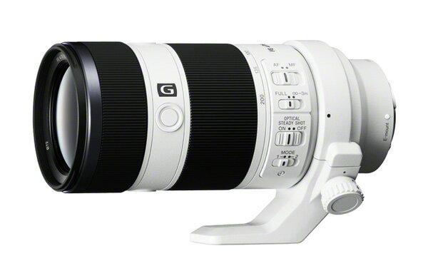 【新博攝影】SONY SEL70200G FE單眼鏡頭 送抗刮多層鍍膜UV鏡 台灣索尼公司貨二年保固 分期零利率