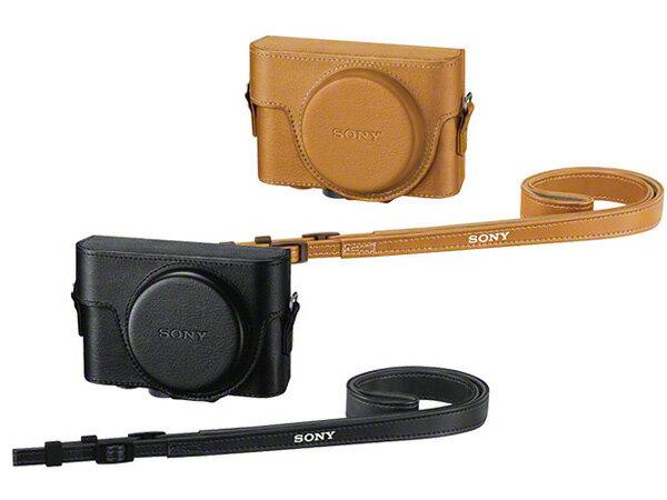 【新博攝影】Sony LCJ-RXF (RX100 系列專用相機皮套;分期0利率;台灣索尼公司貨)