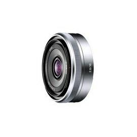 【新博攝影】SONY SEL16F28 APSC單眼鏡頭 送抗刮多層鍍膜UV鏡 台灣索尼公司貨二年保固 分期零利率