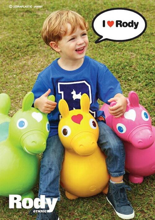 Rody - 跳跳馬騎乘玩具 萊姆 Jammy Global/台灣永曄原廠正品 (加購原廠配件享特價優惠!) 4