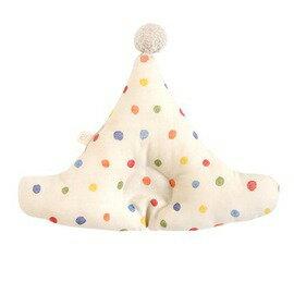 Hoppetta - Naomi Ito - 繽紛波點嬰兒枕 0