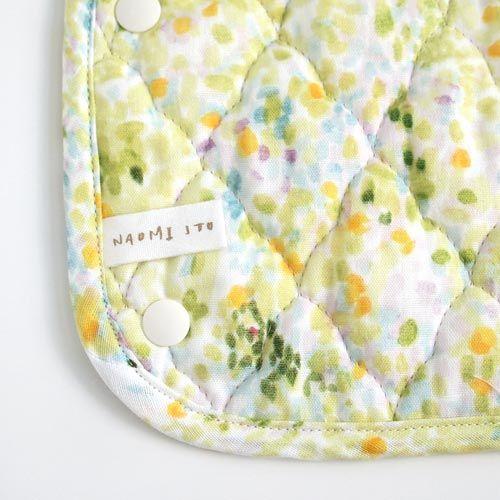Hoppetta - Naomi Ito - IBUKI空氣棉揹巾口水巾 5