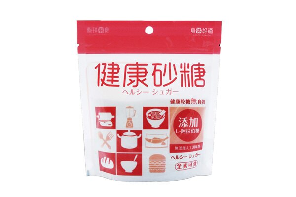 【健康砂糖】健康砂糖(200g/袋)