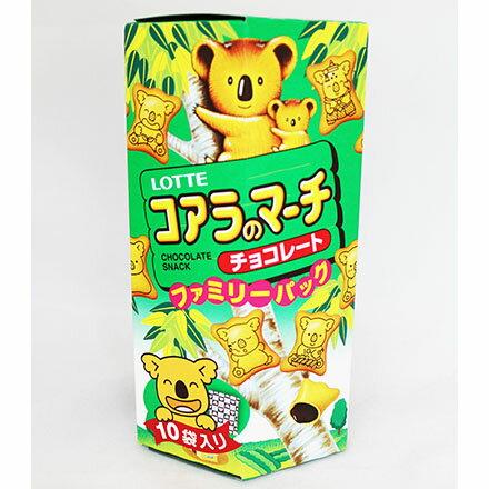 【敵富朗超巿】樂天小熊巧克力餅乾(家庭號)