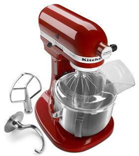 現貨 紅 KitchenAid KSM500 PRO500 Series 5QT 升降式 攪拌機 Stand Mixer