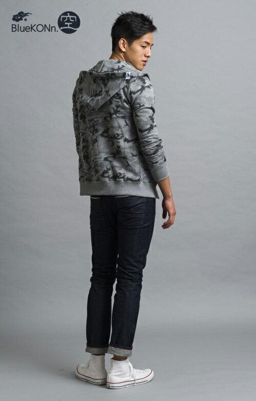 【BlueKONn.】網點迷彩小外套 2
