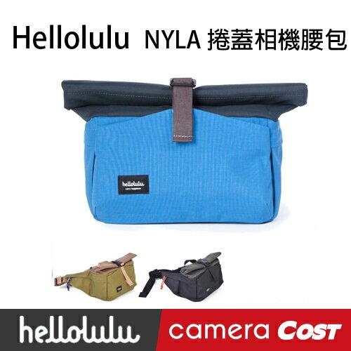 Hellolulu NYLA 捲蓋輕便相機腰包 30018(三色可選) 黑色 橄欖綠 藍色 - 限時優惠好康折扣