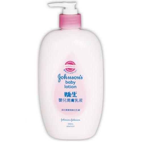 嬌生 嬰兒潤膚乳液 500ml【德芳保健藥妝】