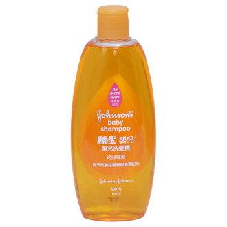 嬌生 嬰兒柔亮洗髮精 500ml【德芳保健藥妝】