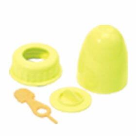黃色小鴨 奶瓶螺牙子彈蓋組(標準口徑專用)【德芳保健藥妝】