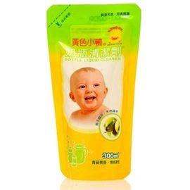 黃色小鴨 奶瓶清潔劑(300ml 補充包)【德芳保健藥妝】