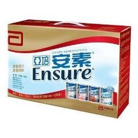 亞培 安素液體綜合禮盒 237ml*8入【德芳保健藥妝】