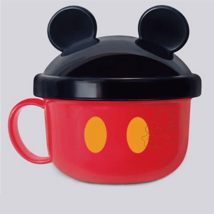 【大成婦嬰】日本超人氣 Disney 米奇、米妮副食品餐杯組 (1入) 附湯匙 0