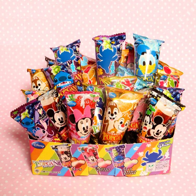 迪士尼棒棒糖★可愛氣球包裝